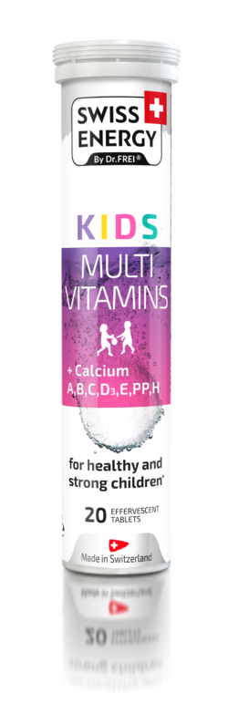 KIDS Multivitamins + Calcium